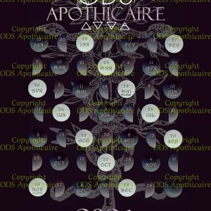 Calendrier phases lunaire 2021 ODS APOTHICAIRE – ods apothicaire